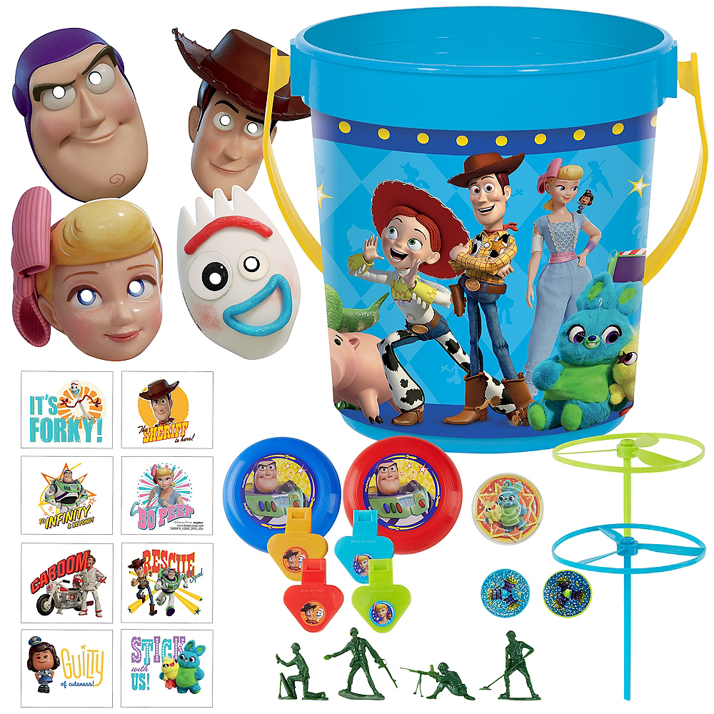 Ultimate Toy Story 4 Favor Kit for 8 Guests Image #1