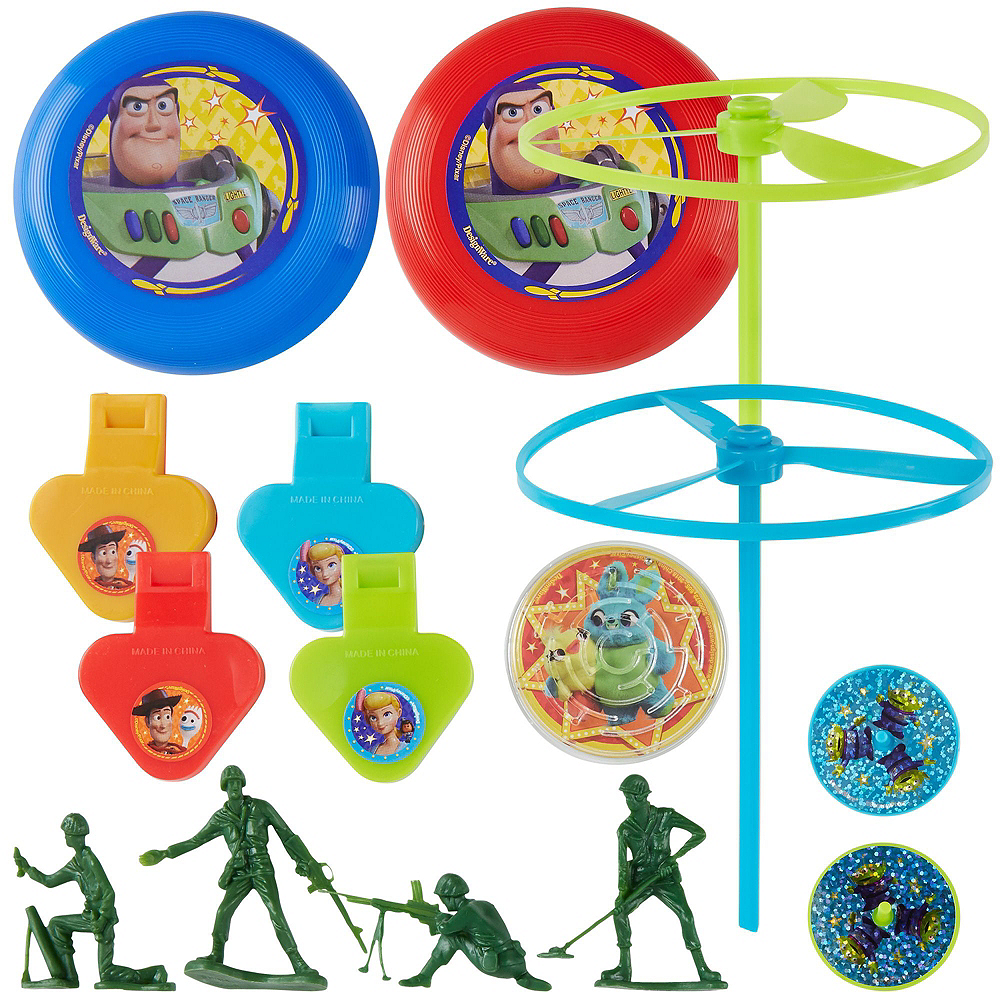 Ultimate Toy Story 4 Favor Kit for 8 Guests Image #2