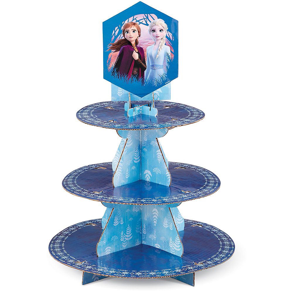 Wilton Frozen 2 Cupcake Stand Image #1