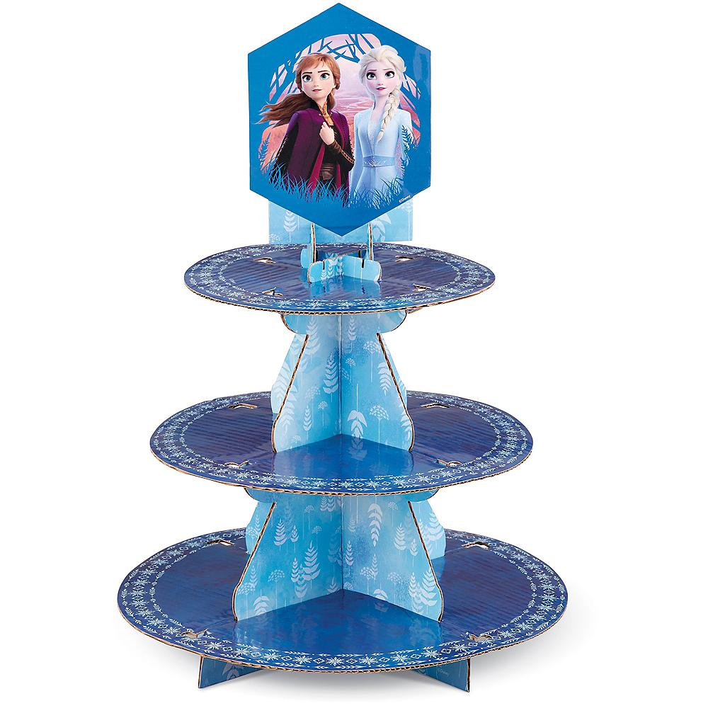 Wilton Frozen 2 Cupcake Stand Image #1