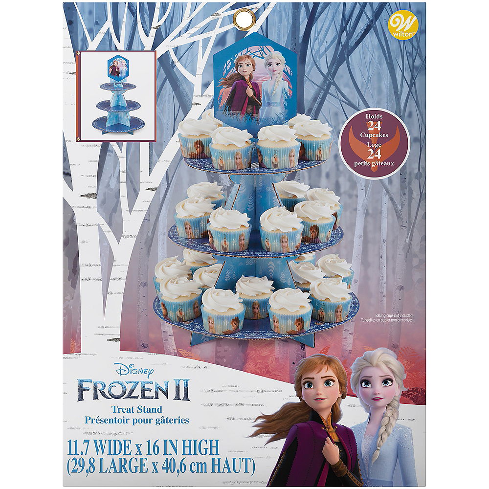 Wilton Frozen 2 Cupcake Stand Image #3