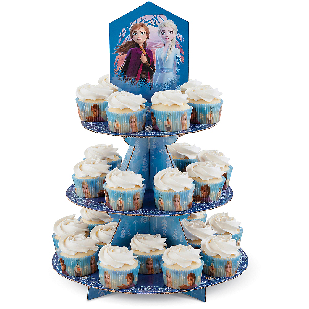 Wilton Frozen 2 Cupcake Stand Image #4