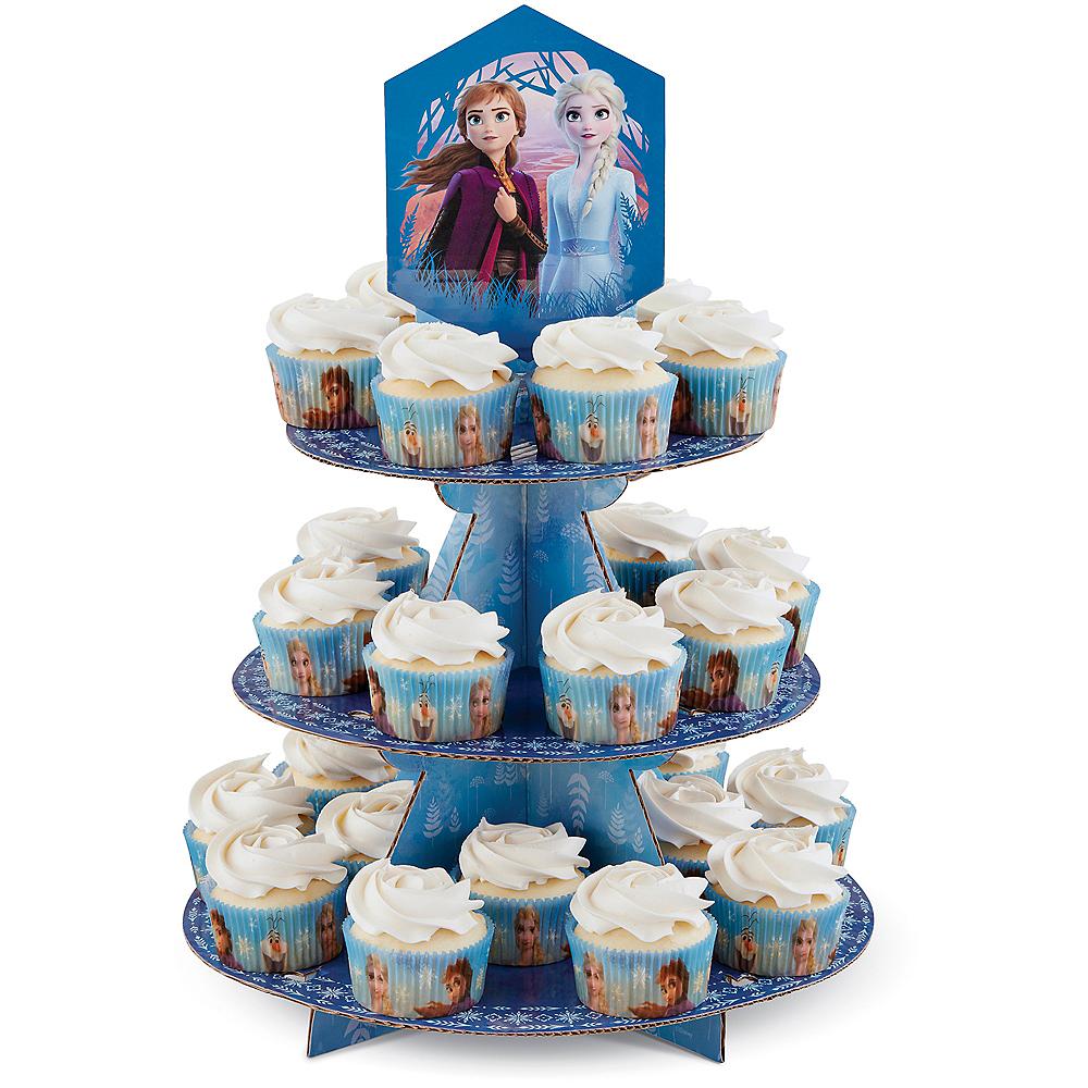 Wilton Frozen 2 Cupcake Stand Image #4