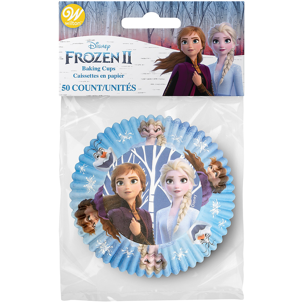 Wilton Frozen 2 Baking Cups 50ct Image #3