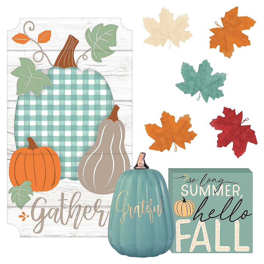 Inspirational Fall Decorating Kit Image #1