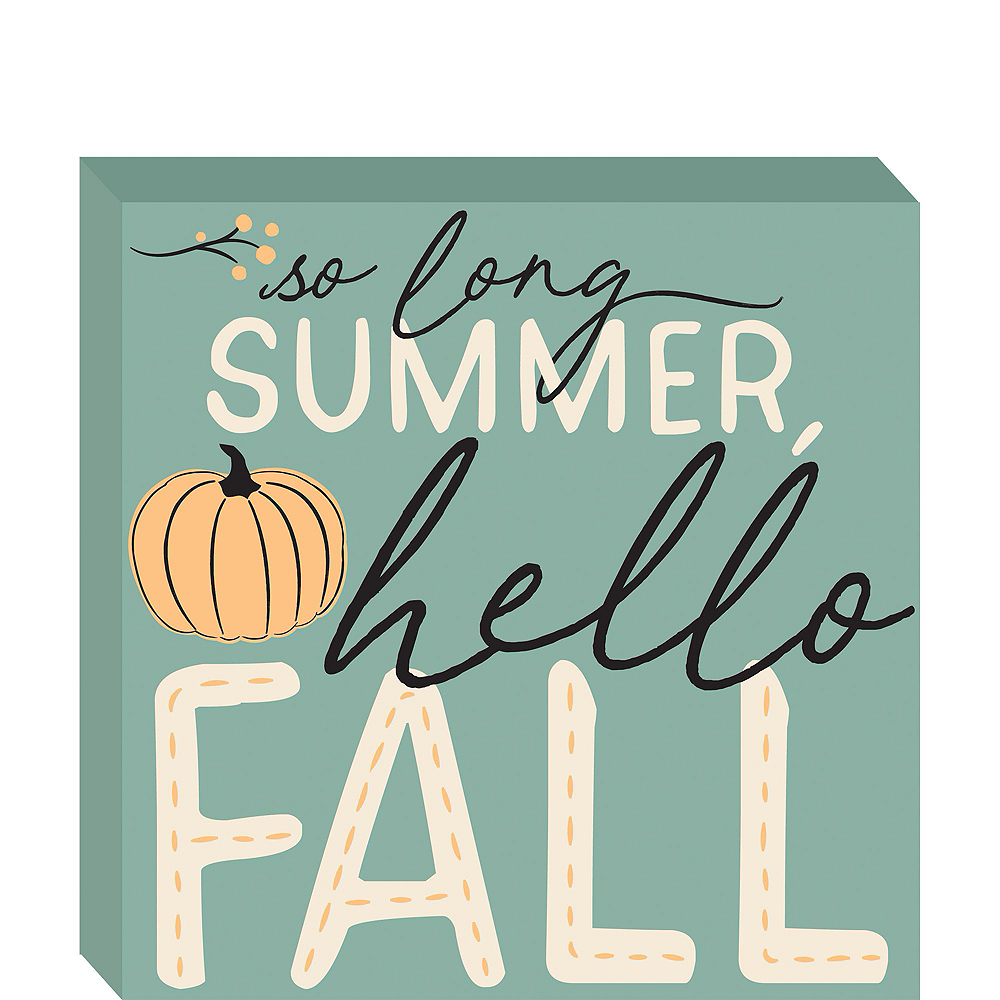 Inspirational Fall Decorating Kit Image #3