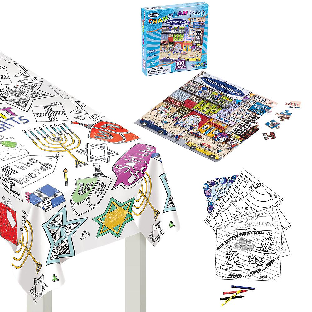 Hanukkah Activity Kit Image #1