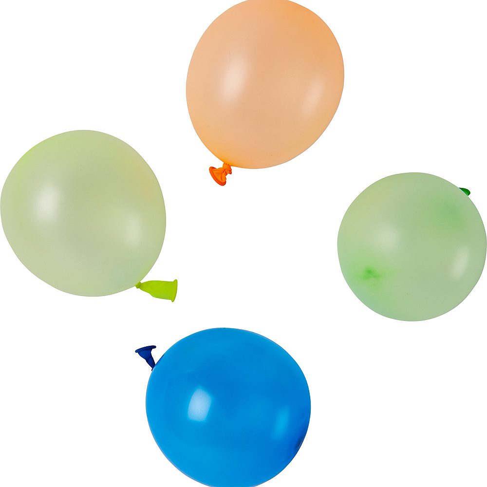 100 Days of School Assorted Mini Balloons 100ct Image #1