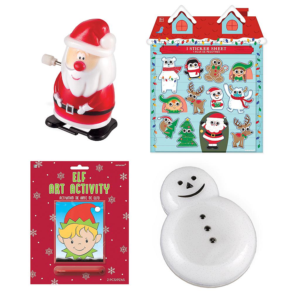Santa Christmas Favor Kit Image #1
