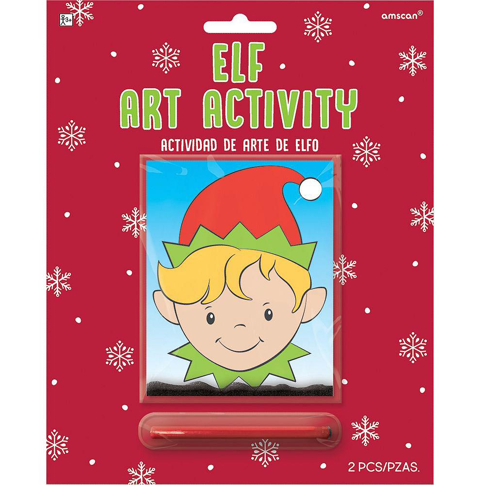 Santa Christmas Favor Kit Image #2