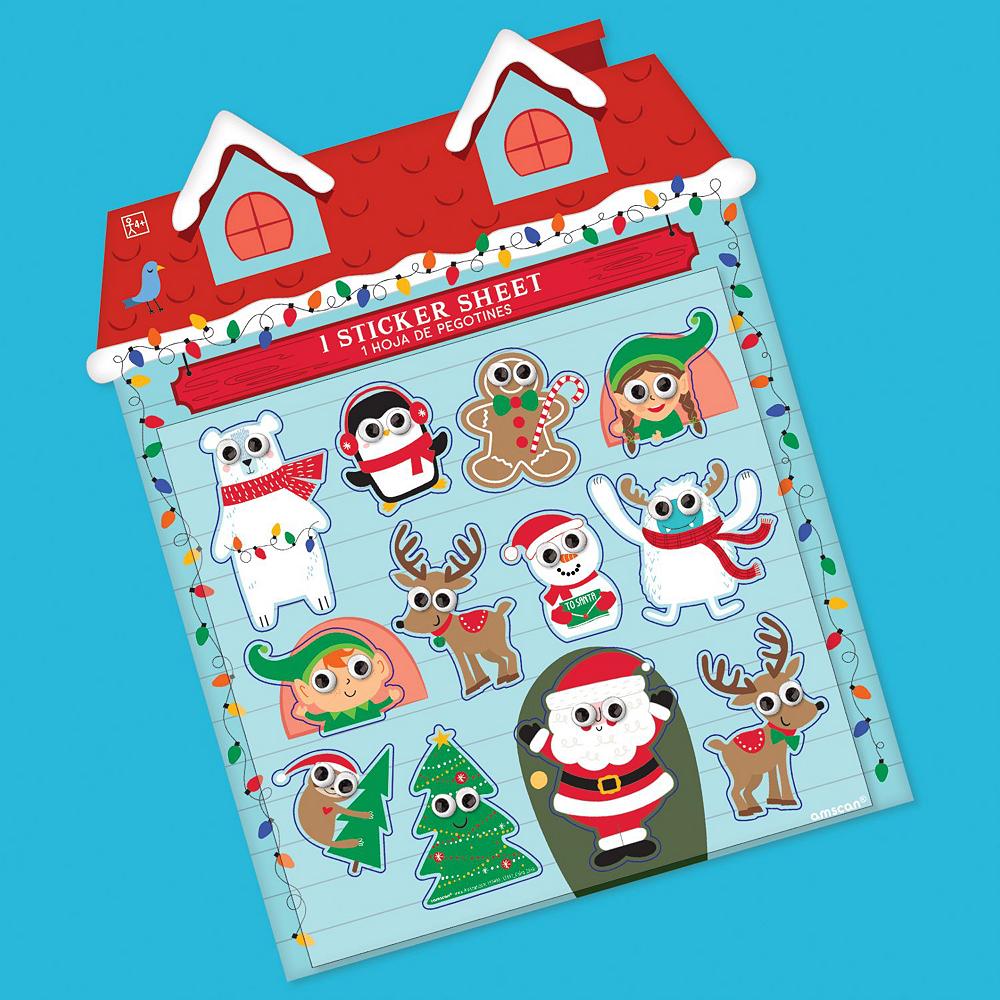 Santa Christmas Favor Kit Image #3