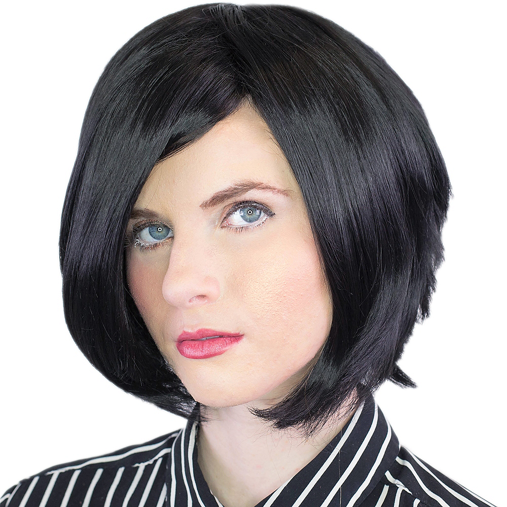 Nav Item for Black Aphrodite Wig Image #1