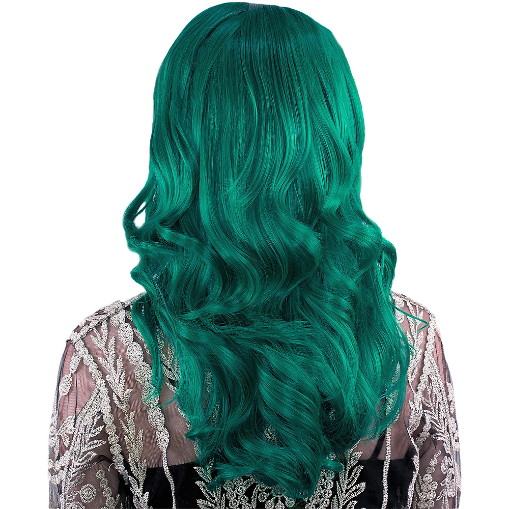 Emerald Green Hestia Wig Image #2