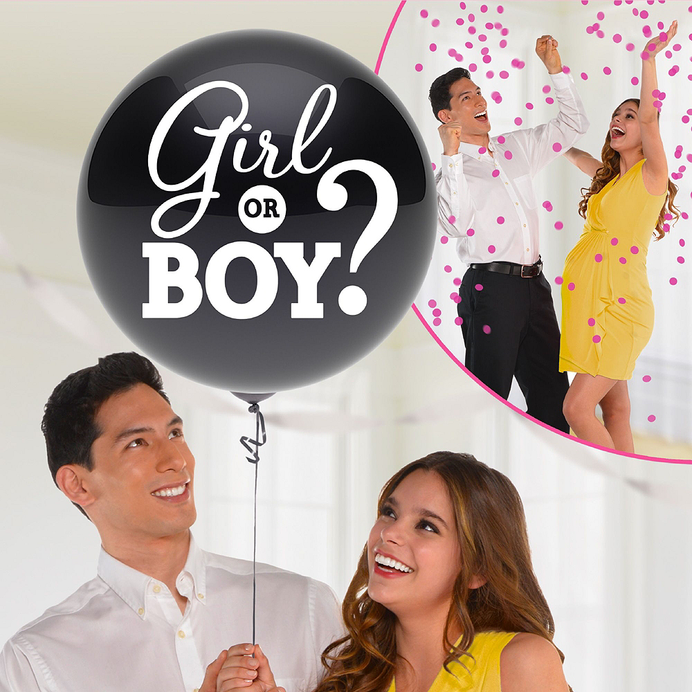 Gender Reveal Balloon Kit Image #3