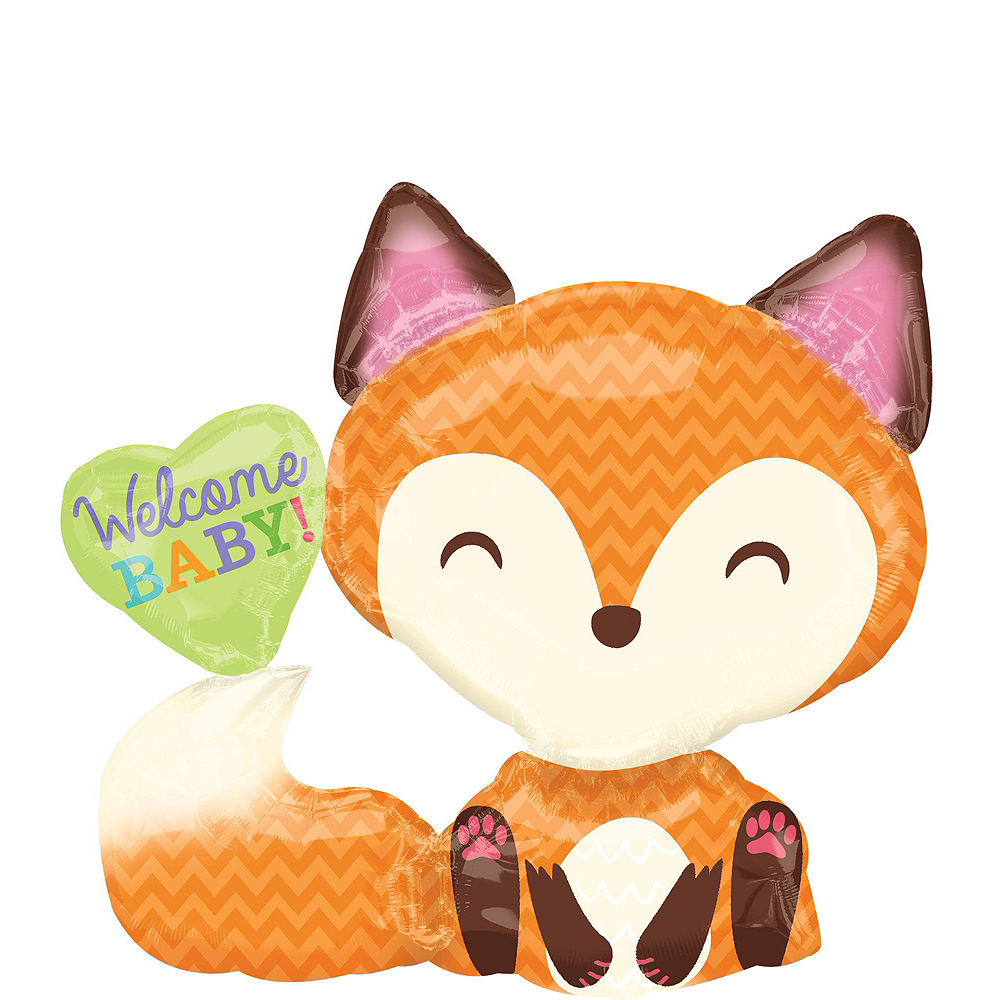 Baby Fox Decorating Kit Image #5
