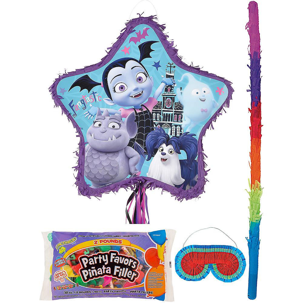 Pull String Vampirina Pinata with Candy & Favors Image #1