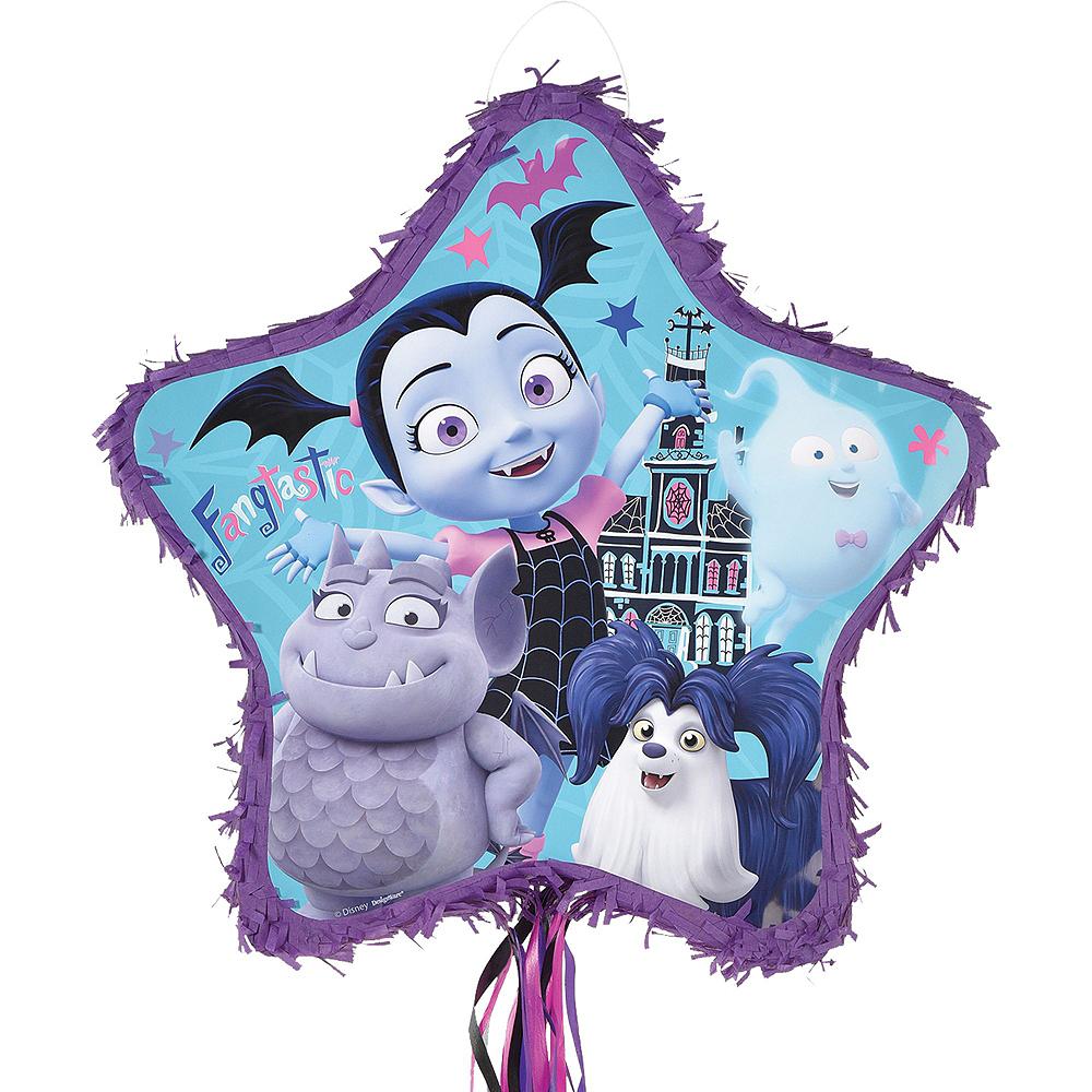 Pull String Vampirina Pinata with Candy & Favors Image #2