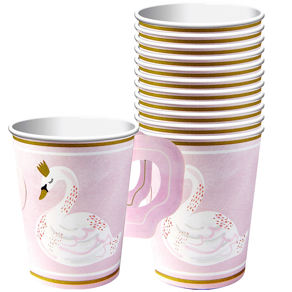 Swan Baby Shower Party Kit for 32 Guests Image #6