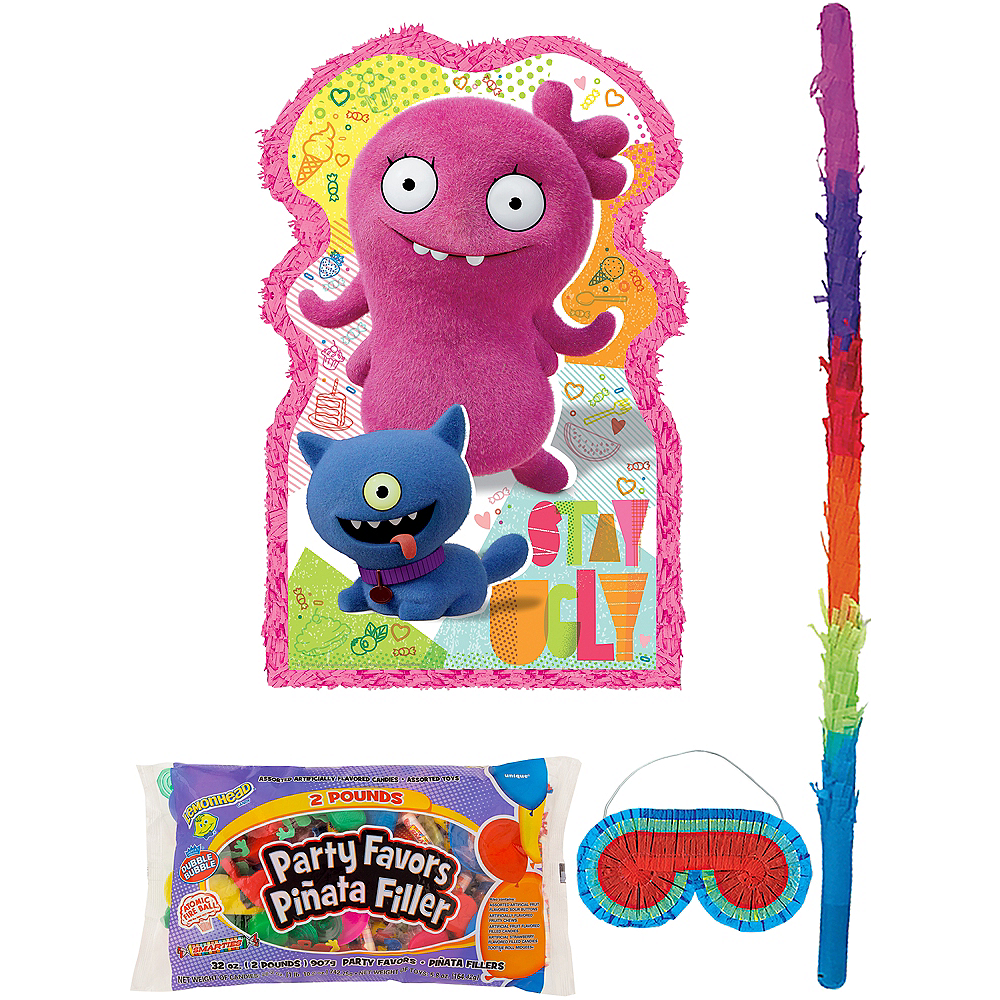 UglyDolls Pinata Kit with Candy & Favors Image #1