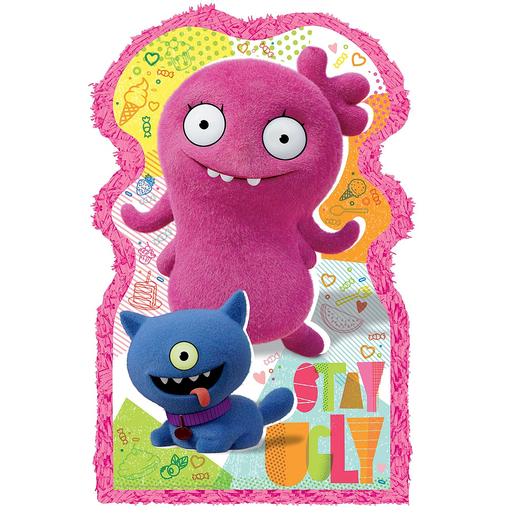 UglyDolls Pinata Kit with Candy Image #2