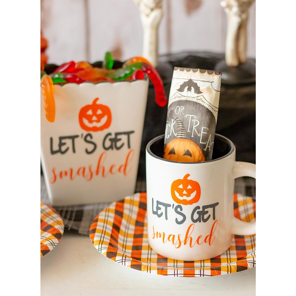 Let's Get Smashed Halloween Mug Image #2