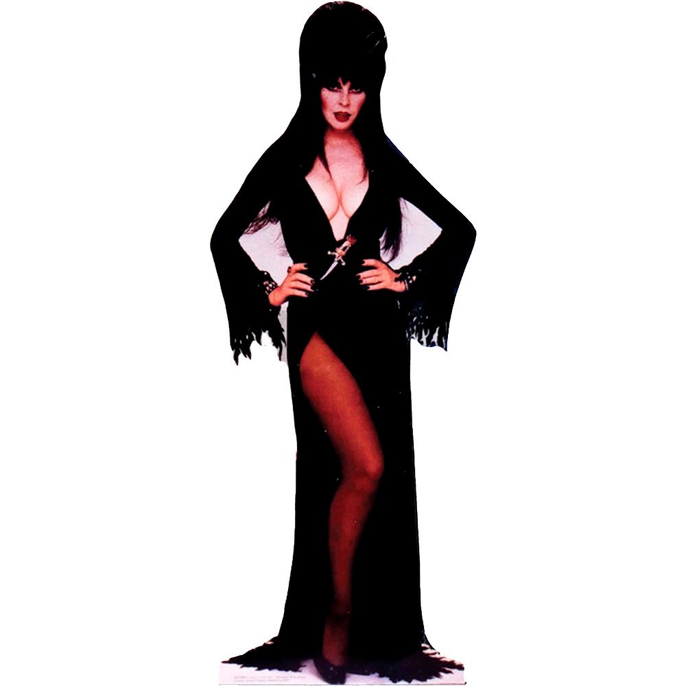 Elvira Life-Size Cardboard Cutout with Sound - Elvira: Mistress of the Dark Image #1
