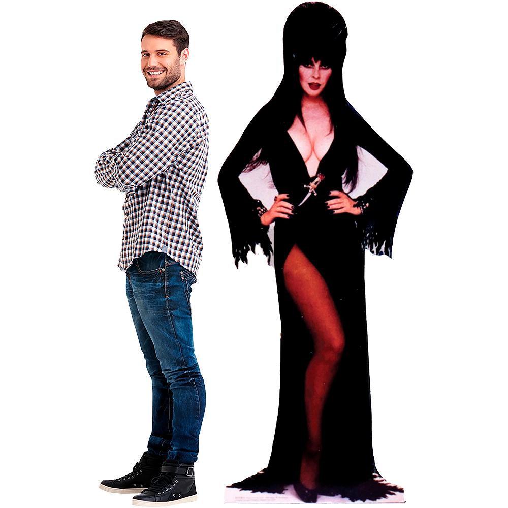 Elvira Life-Size Cardboard Cutout with Sound - Elvira: Mistress of the Dark Image #2