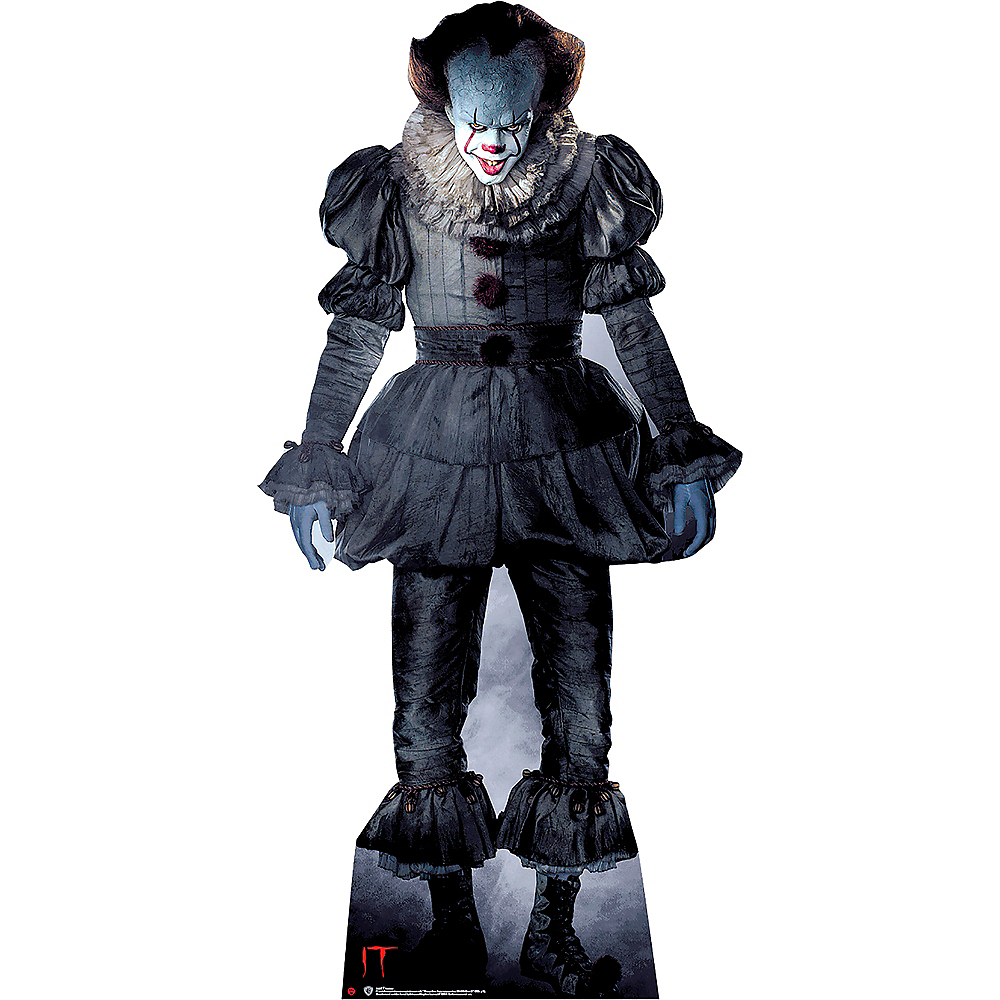 Nav Item for Pennywise Life-Size Plastic Cutout - It Image #1