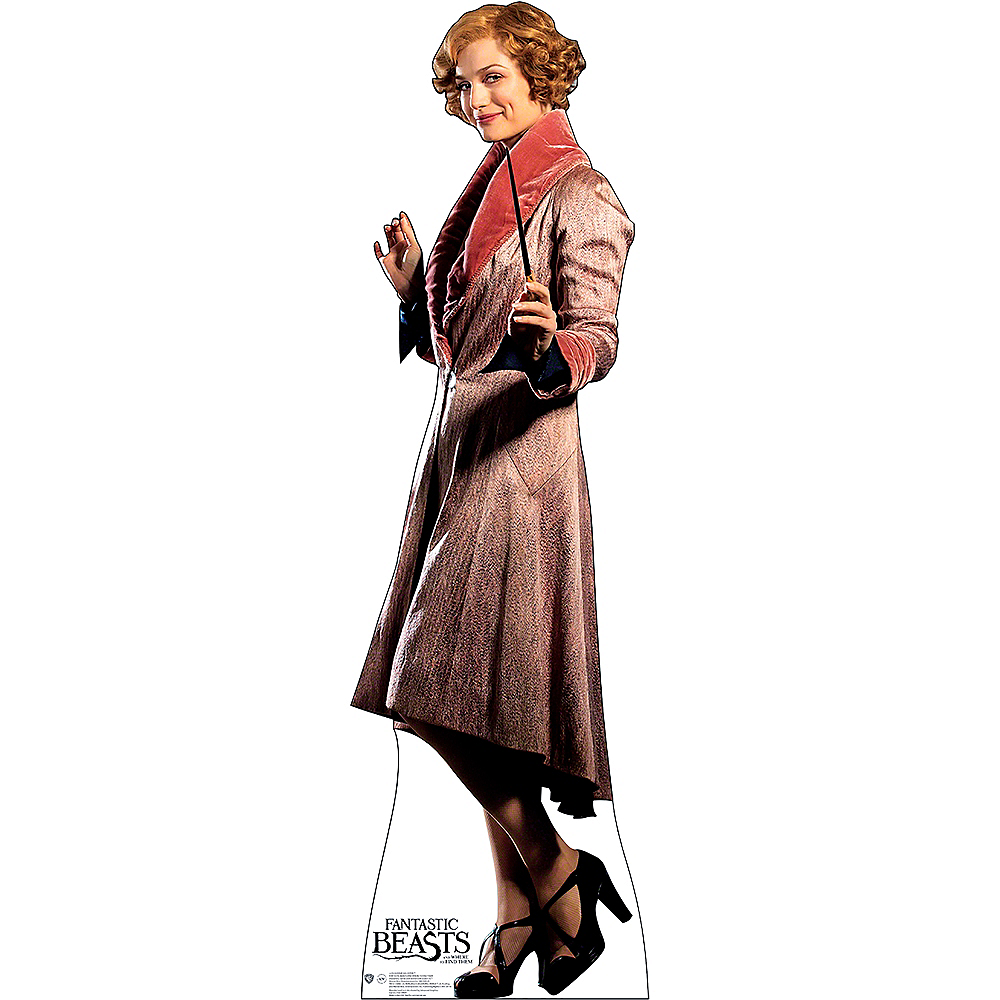 Queenie Goldstein Life-Size Cardboard Cutout - Fantastic Beasts And Where To Find Them Image #1
