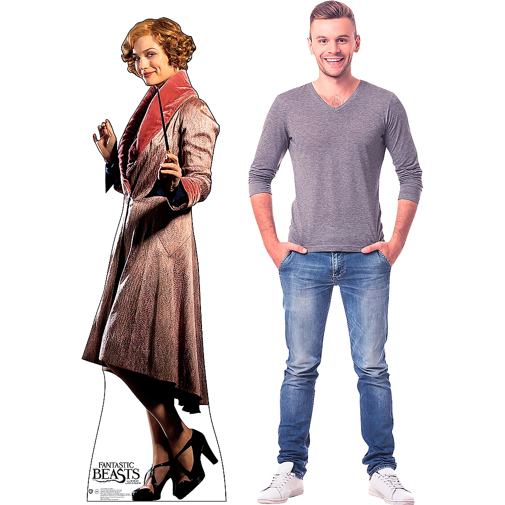 Queenie Goldstein Life-Size Cardboard Cutout - Fantastic Beasts And Where To Find Them Image #2