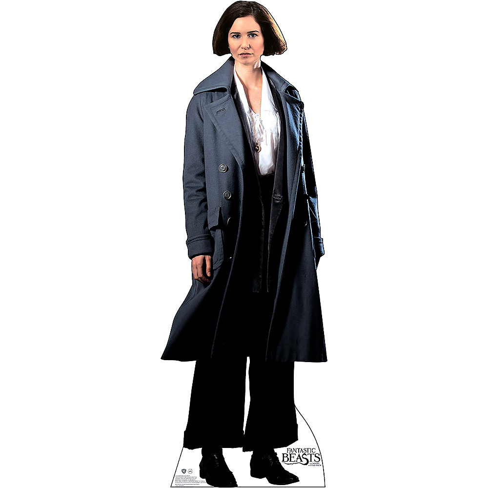 Tina Goldstein Life-Size Cardboard Cutout - Fantastic Beasts And Where To Find Them Image #1