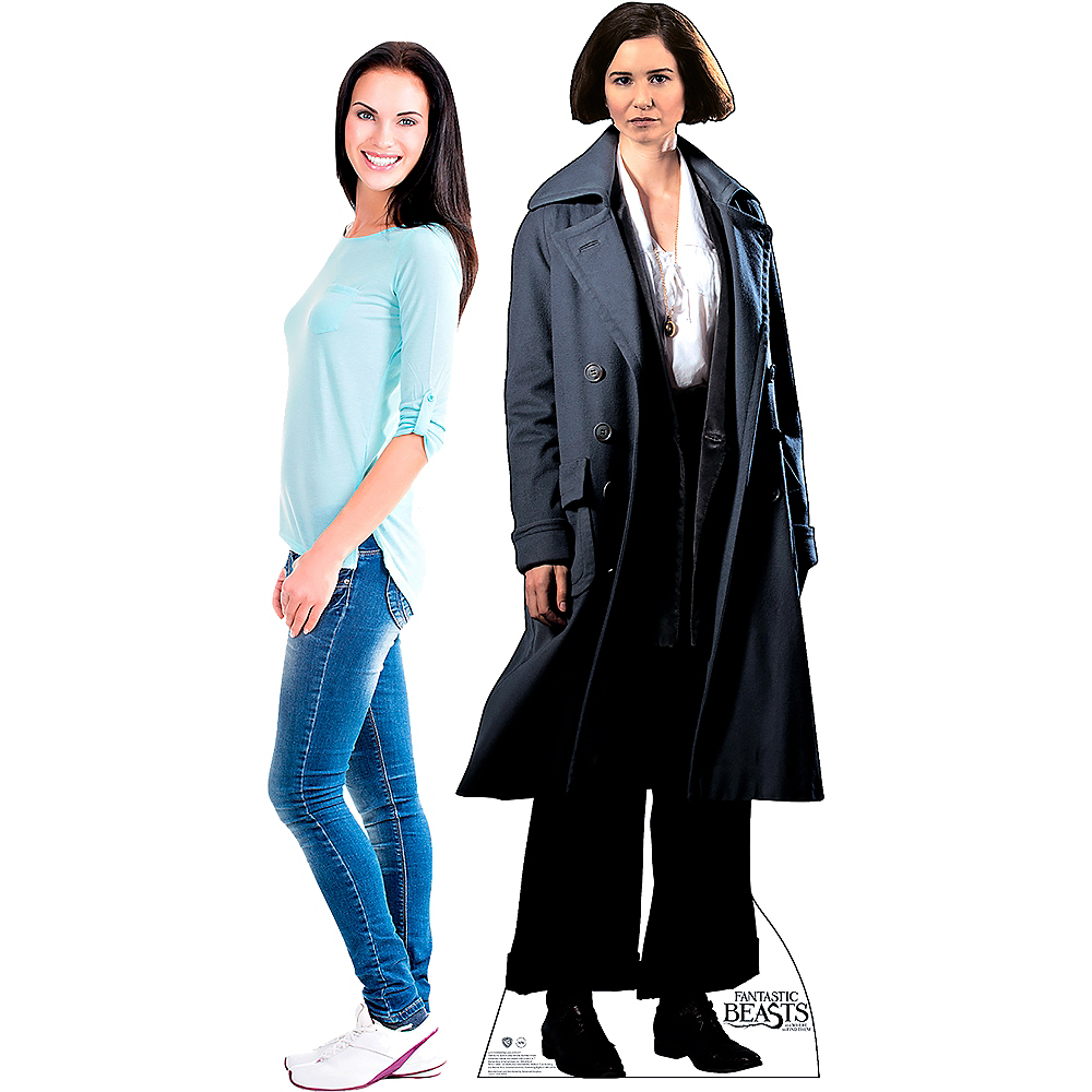 Nav Item for Tina Goldstein Life-Size Cardboard Cutout - Fantastic Beasts And Where To Find Them Image #2