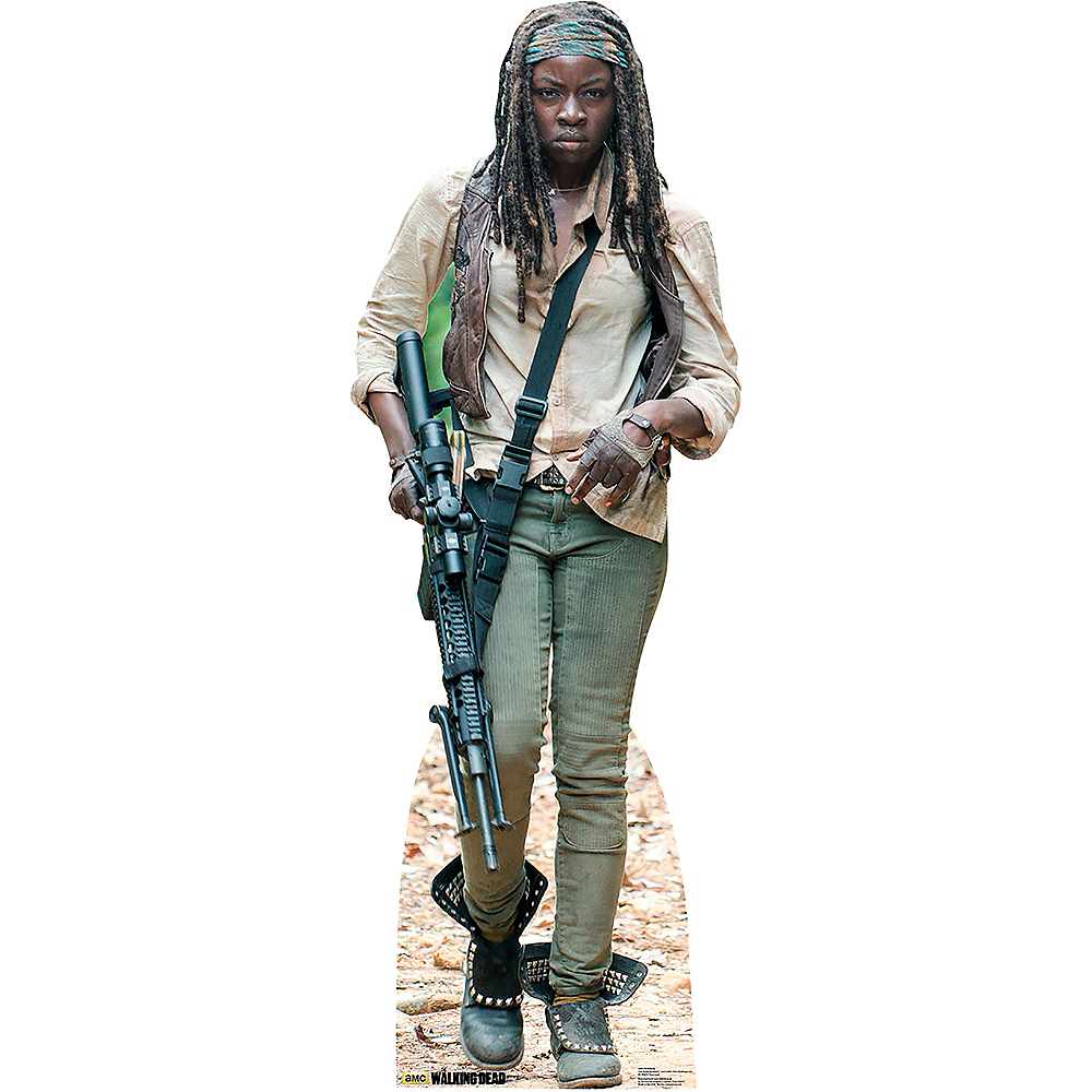 Michonne Life-Size Carboard Cutout - The Walking Dead Image #1