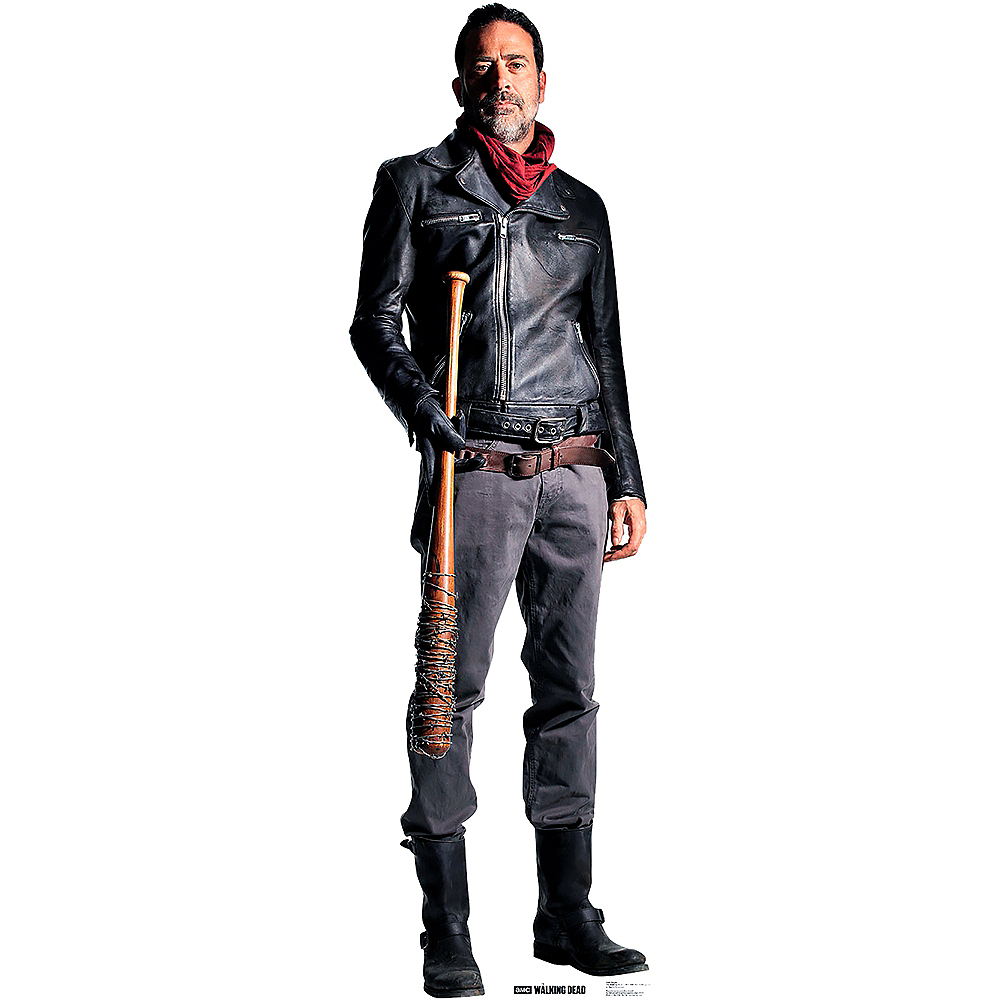 Negan Life-Size Cardboard Cutout - The Walking Dead Image #1