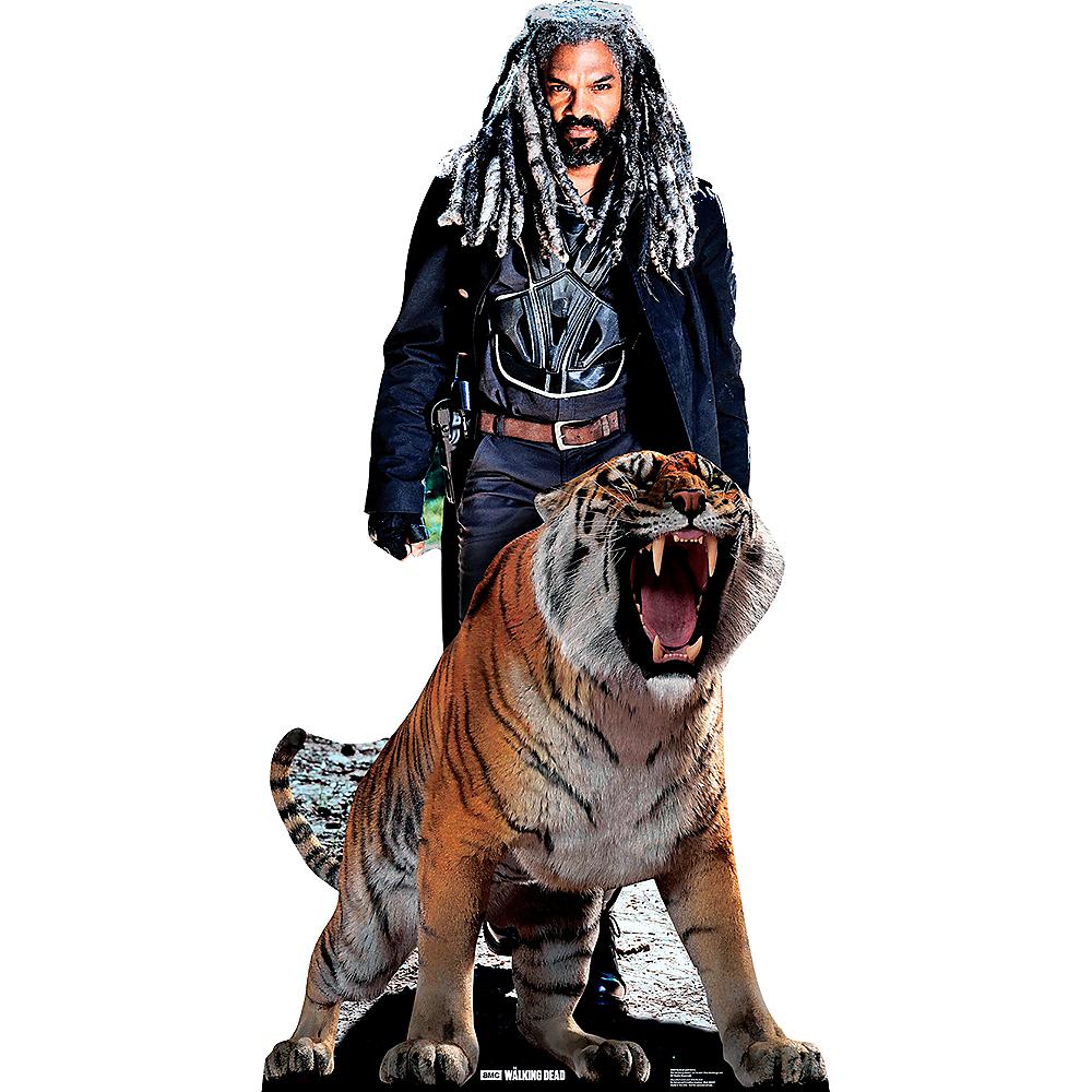 Ezekiel and Shiva Life-Size Cardboard Cutout - The Walking Dead Image #1