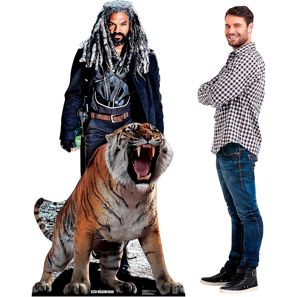 Ezekiel and Shiva Life-Size Cardboard Cutout - The Walking Dead Image #2