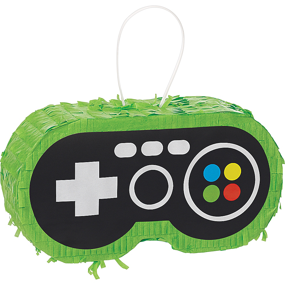 Mini Level Up Pinata Decoration Image #1