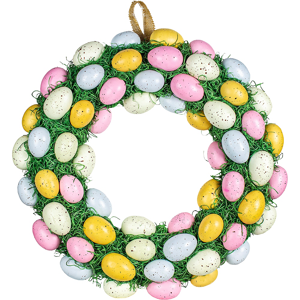 Speckled Eggs Wreath Image #1