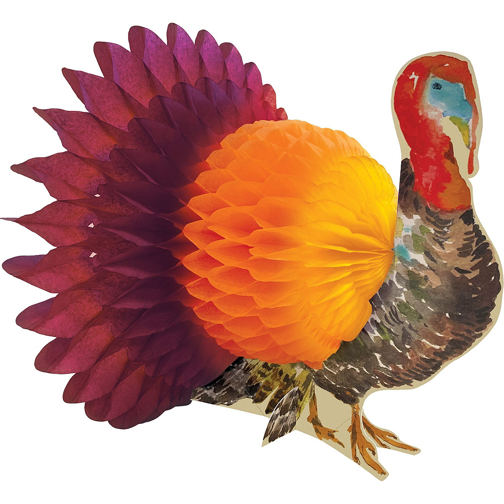 Classic Thanksgiving Decorating Kit Image #2