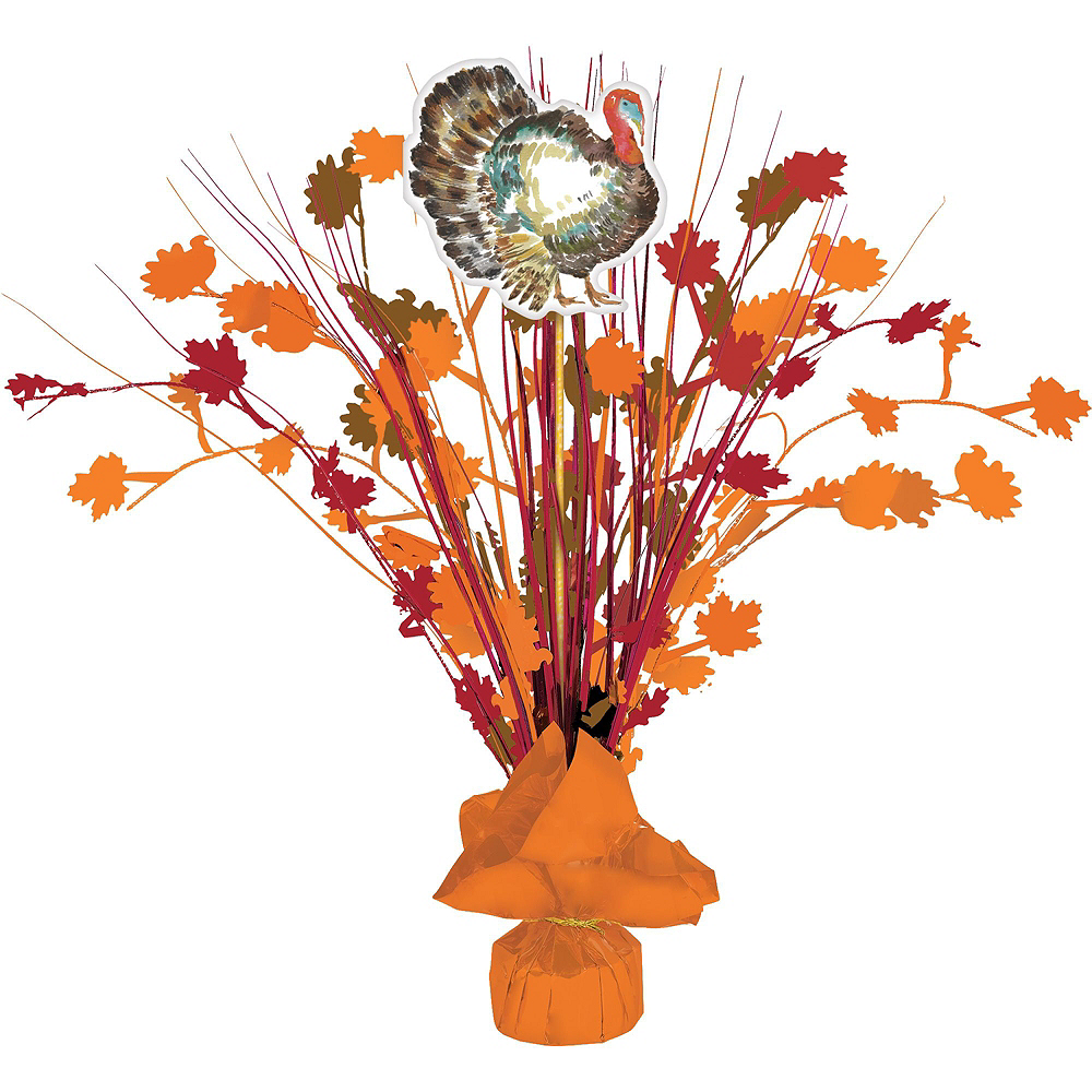 Classic Thanksgiving Decorating Kit Image #3