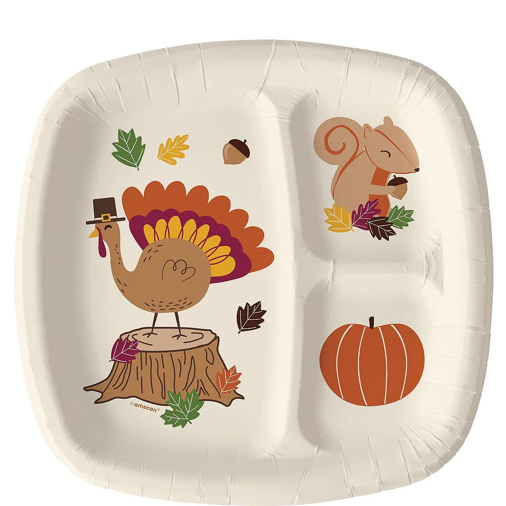 Thanksgiving Tableware Activity Kit Image #4