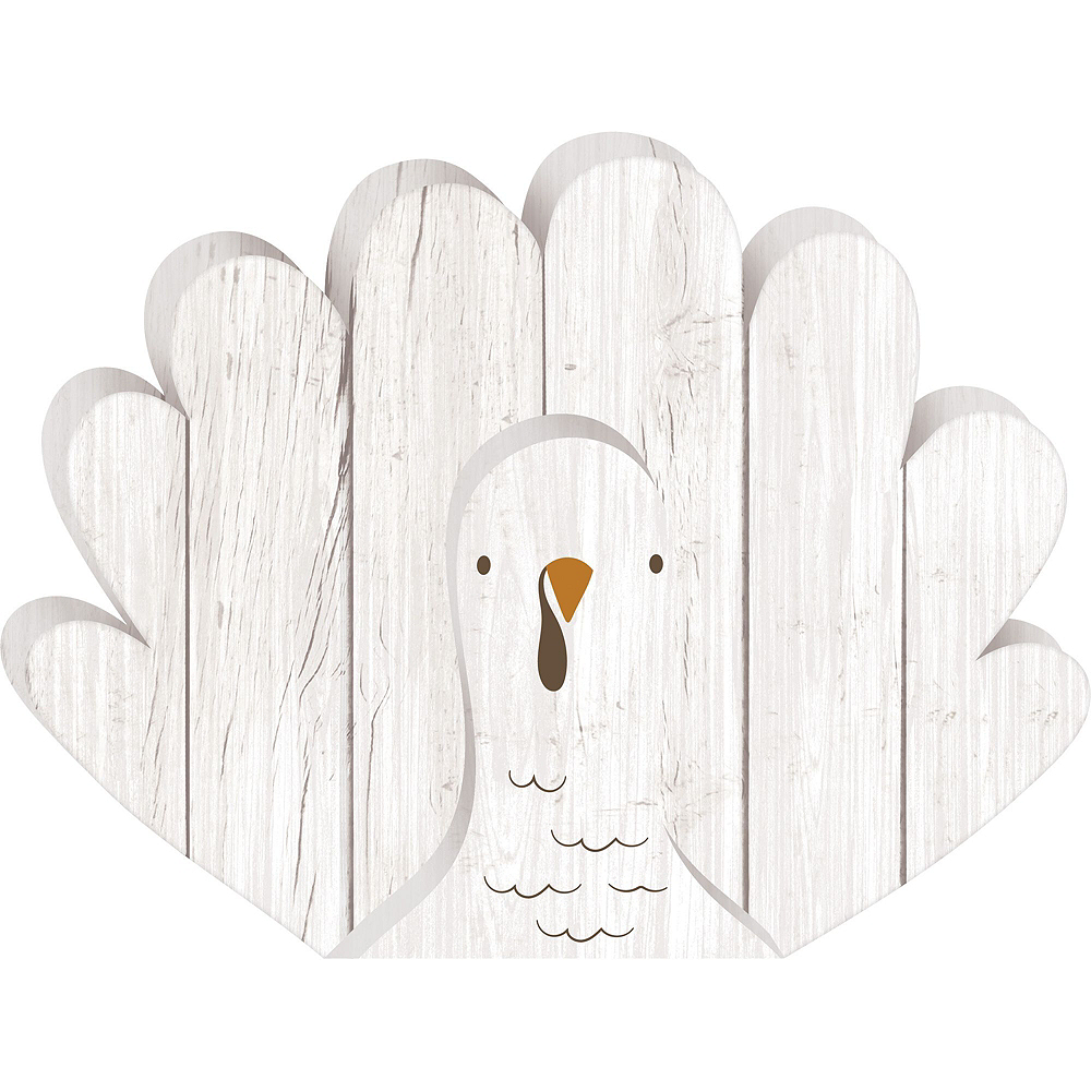 Nav Item for Rustic Thanksgiving Decorating Kit Image #3