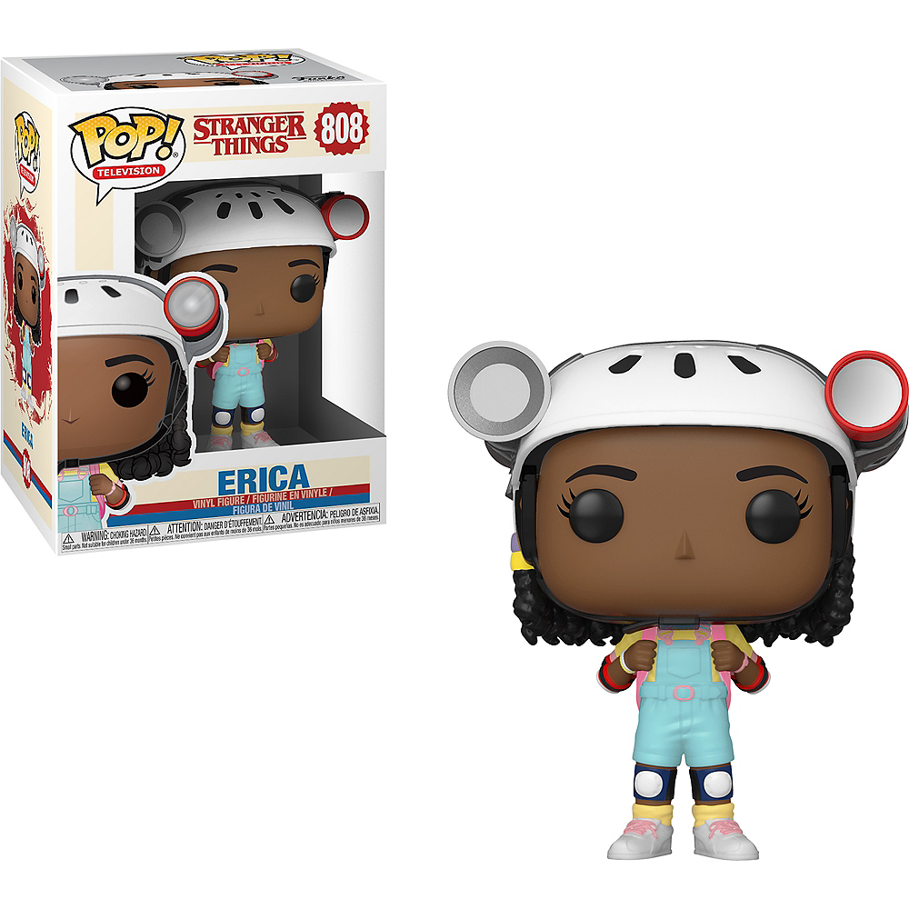 Funko Pop! Erika Figure - Stranger Things Season 3 Image #1
