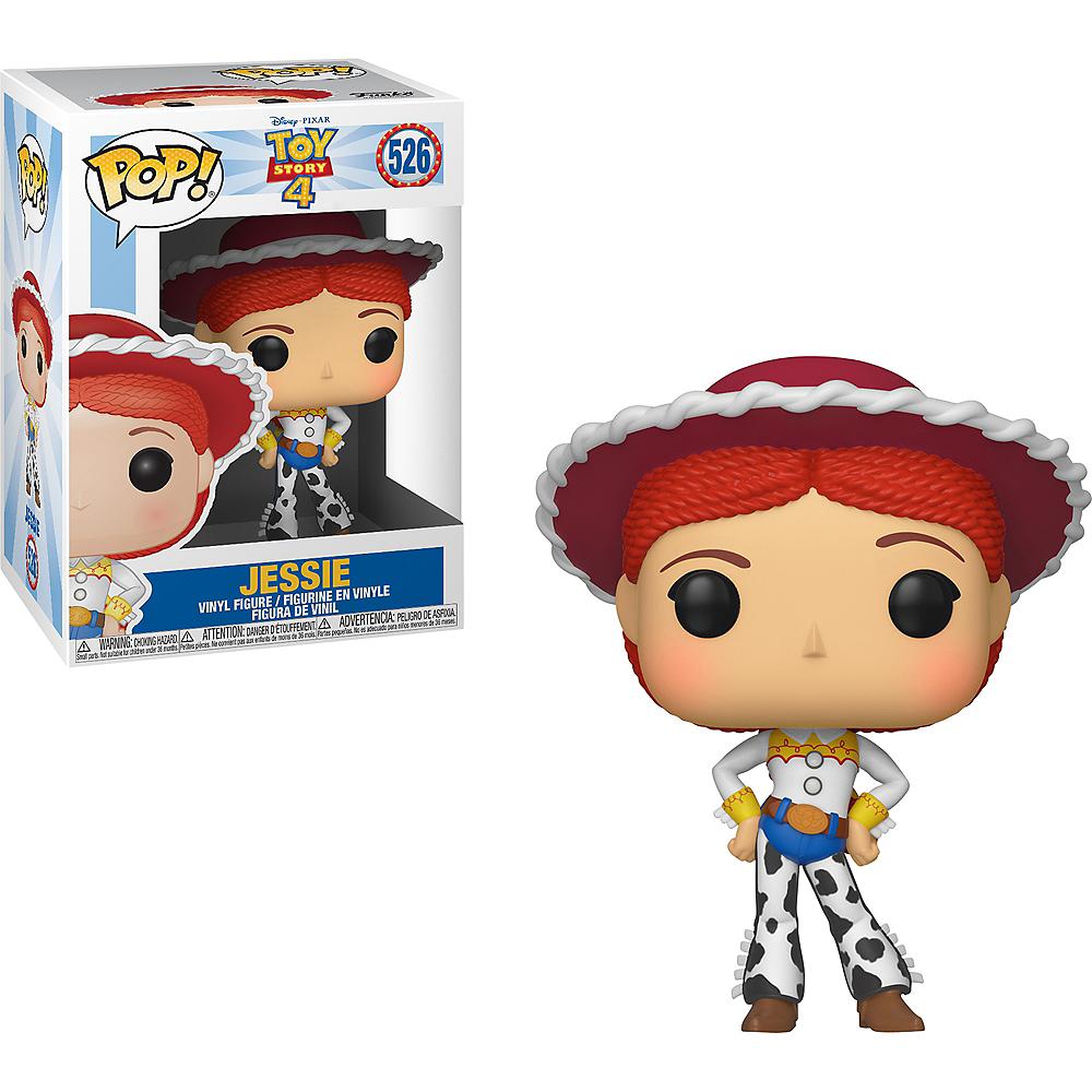 Funko Pop! Jessie Figure - Toy Story 4 Image #1