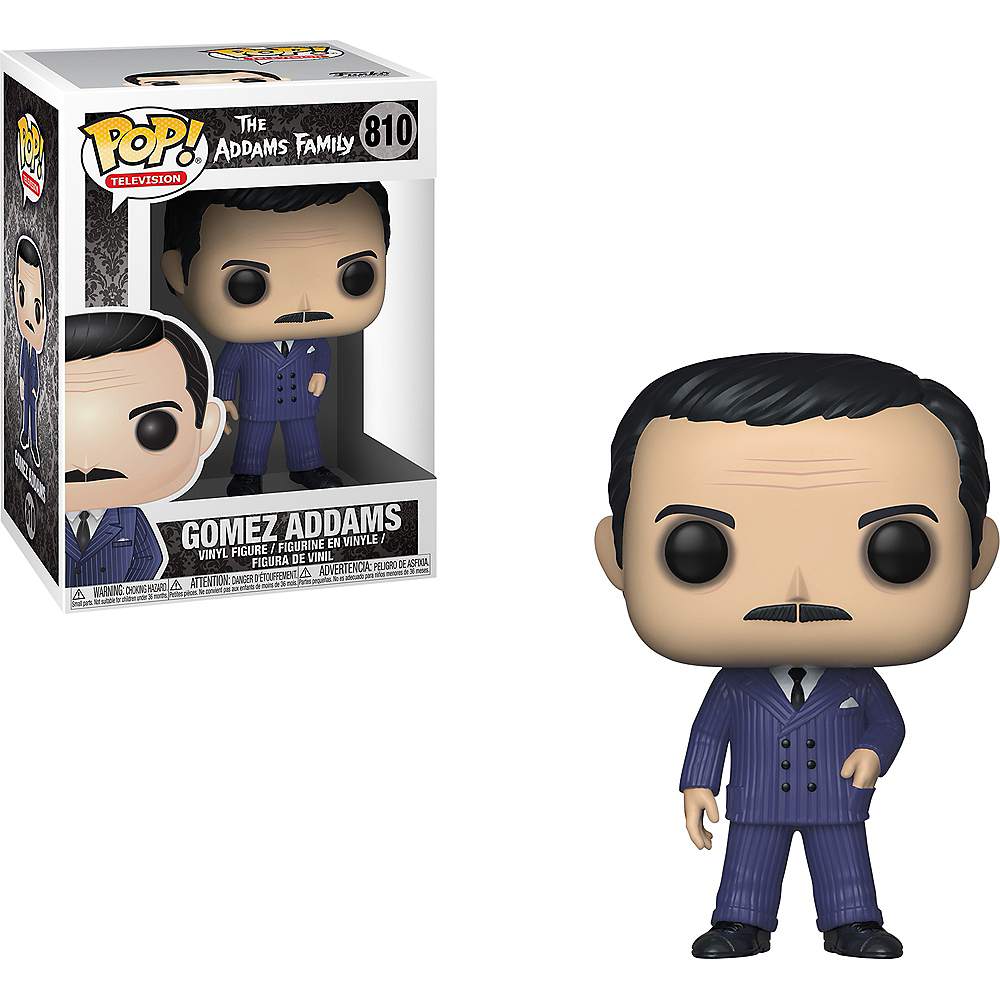 Nav Item for Funko Pop! Gomez Addams Figure - The Addams Family Image #1