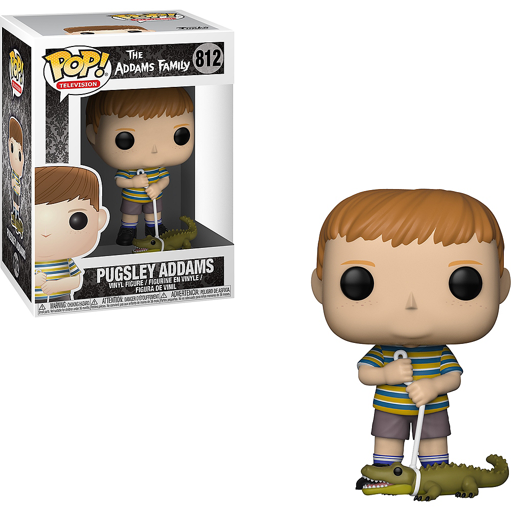 Funko Pop! Pugsley Addams Figure - The Addams Family Image #1