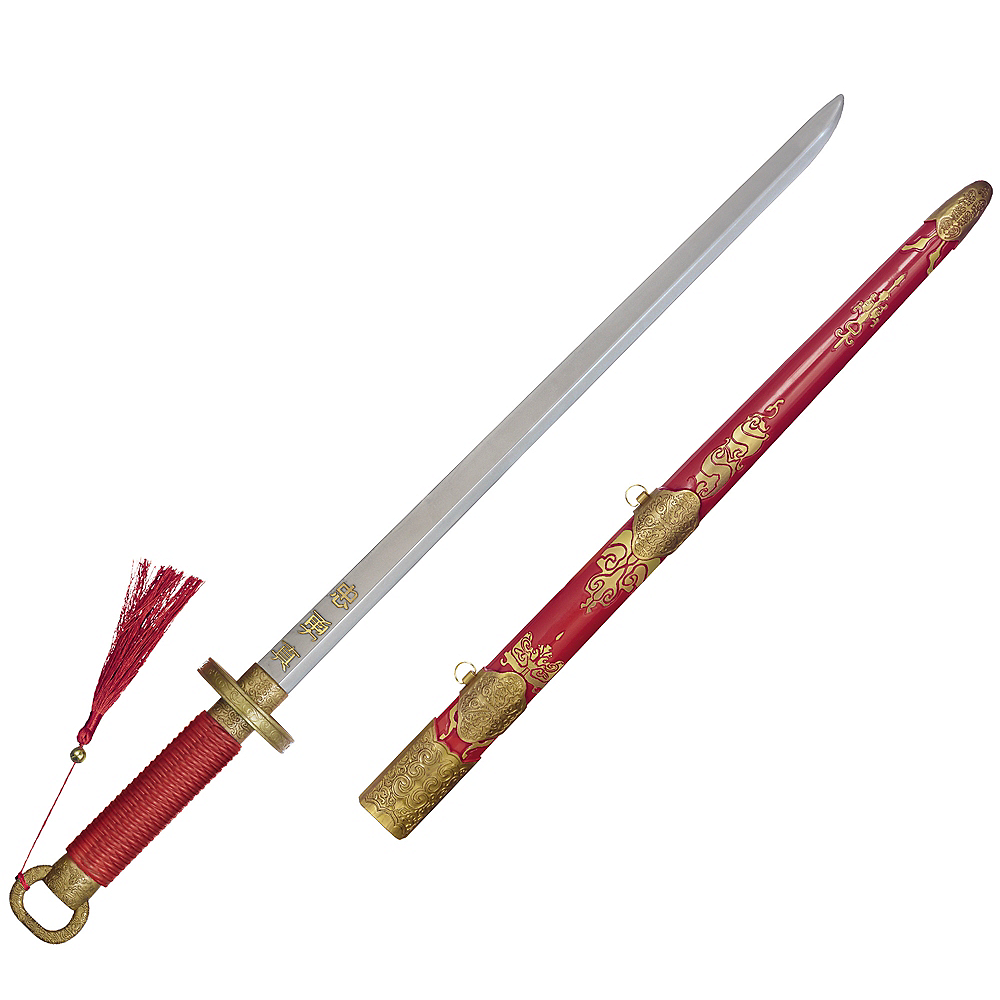 Mulan Live-Action Sword Image #1