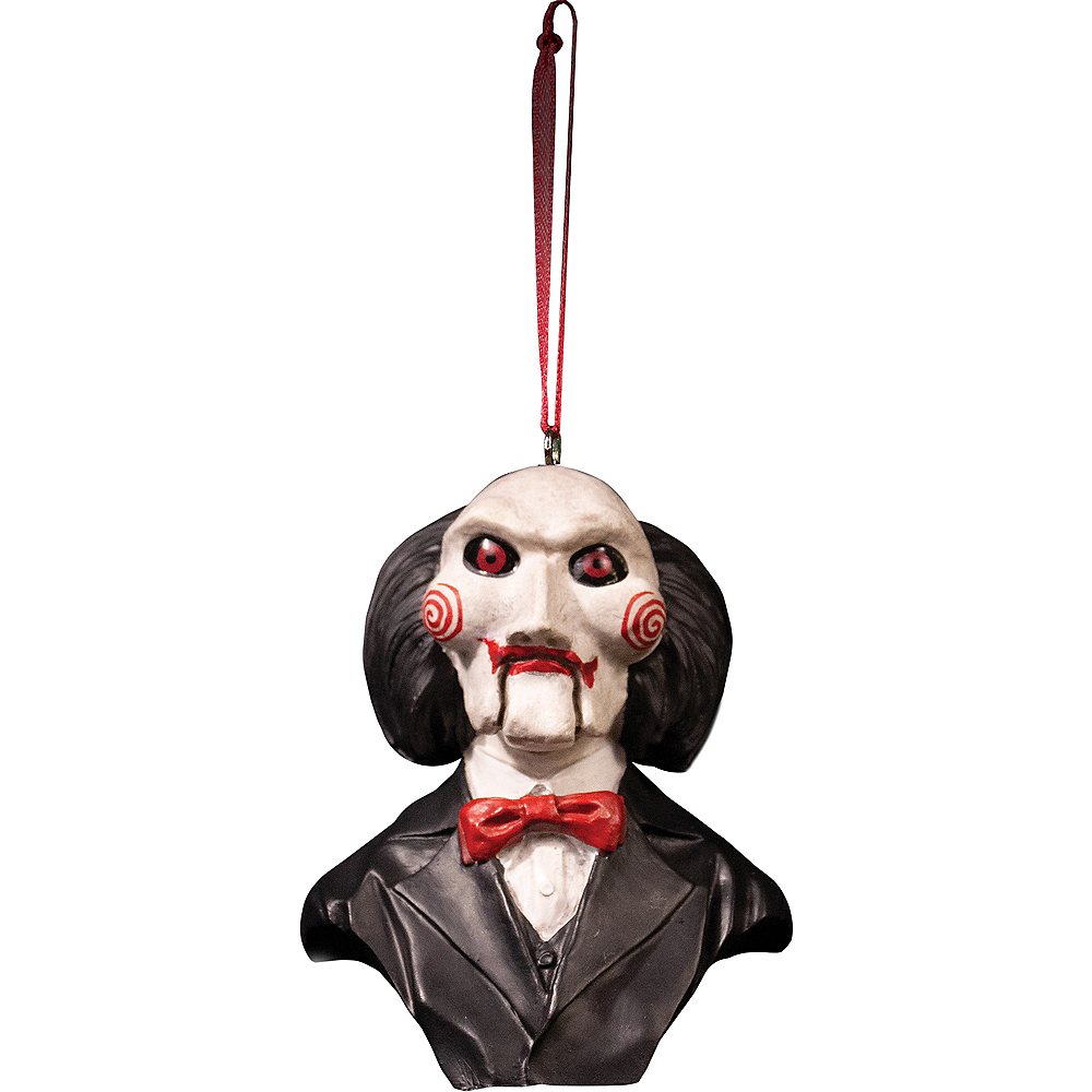 Billy Puppet Ornament - Saw Image #1