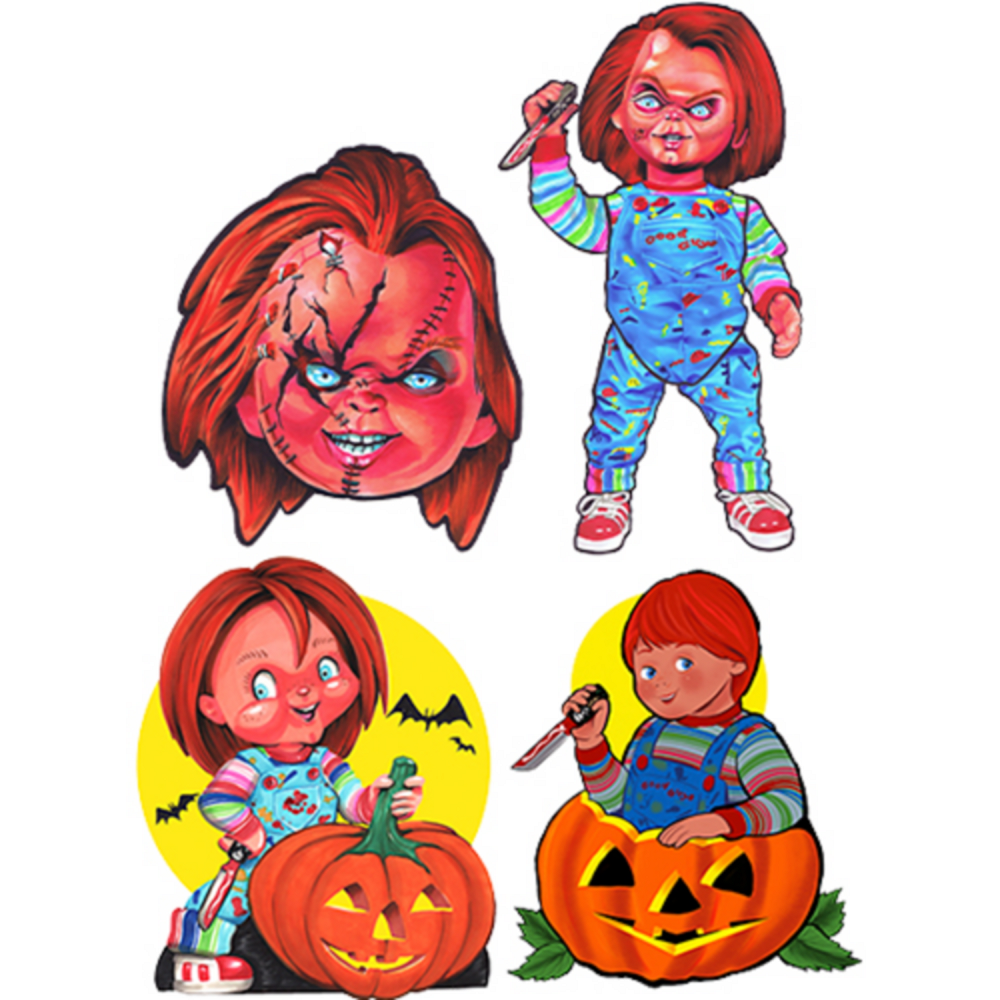 Child's Play Series 1 Wall Decal Image #1