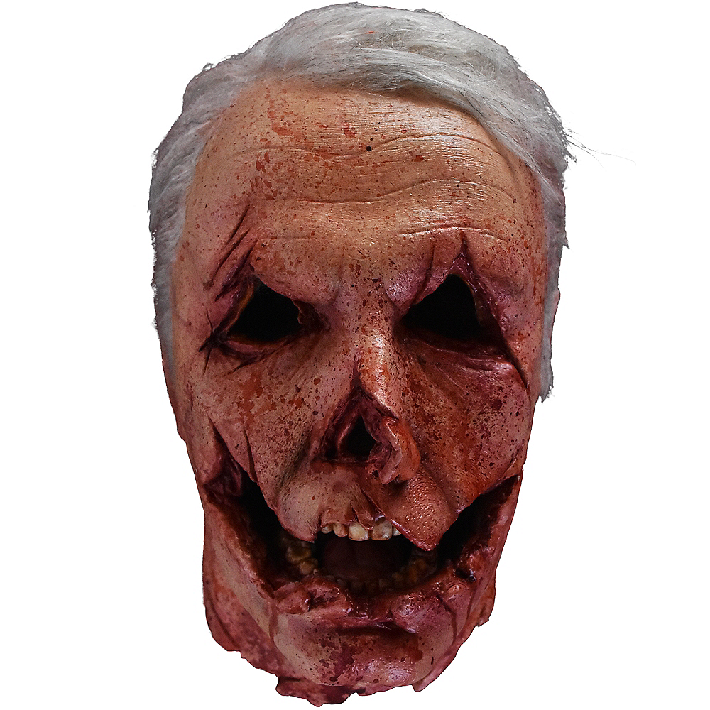 Officer Francis Severed Head Prop - Halloween 2018 Image #1